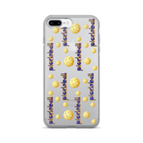 Pickleball Pattern iPhone 7/7 Plus Case. Strictly for Pickleballers!