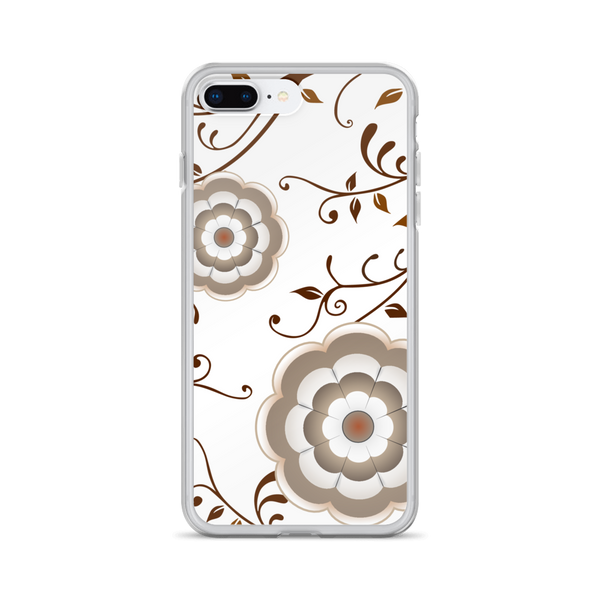 Fabrique Floral iPhone Case