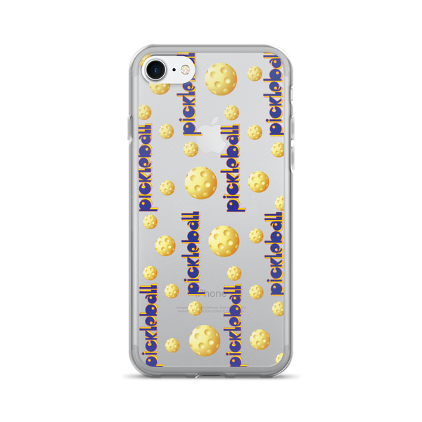 Pickleball Bingo iPhone 7/7 Plus Case