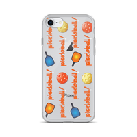 Pickleball Birthday iPhone Case