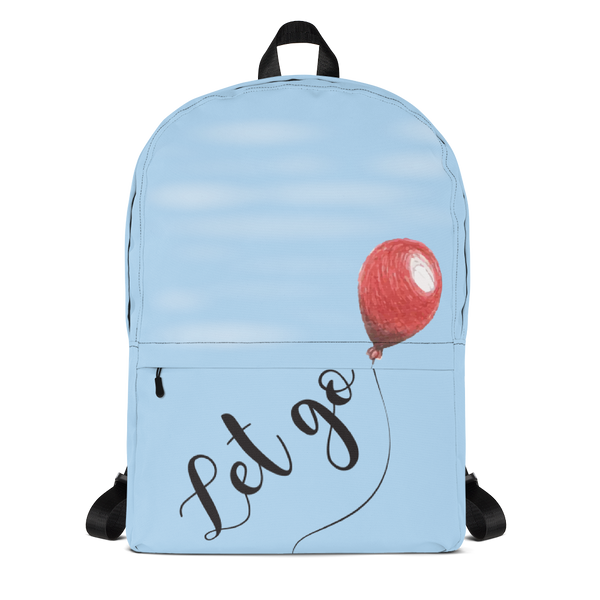 Let Go Backpack