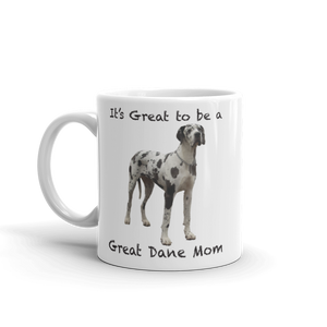 Great Dane Mom Coffee Mug