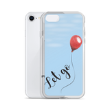 Let Go iPhone Case