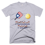 Pickleball Patriot Short-Sleeve T-Shirt