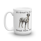 Great Dane Dad Coffee Mug
