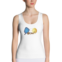 Dink with Heart Pickleball Tank Top