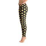 Basic Pickleball Leggings in black