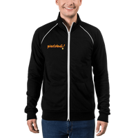 It's a Pickleball Thing! Men's Piped Fleece Jacket