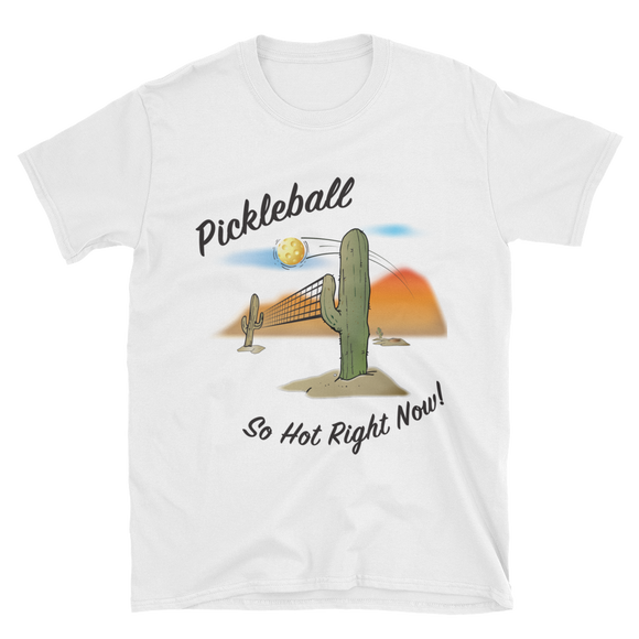Pickleball....It's so hot right now! Unisex T-Shirt