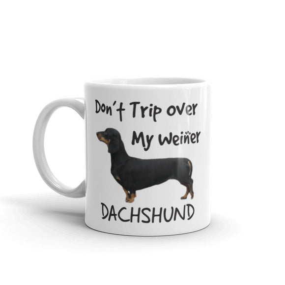 Weiner Dog Coffee Mug