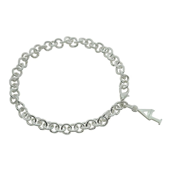 Delta Gamma Rolo Sorority Bracelet with Lobster Clasp - DKGifts.com