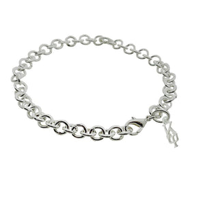 Kappa Psi Rolo Sorority Bracelet with Lobster Clasp - DKGifts.com