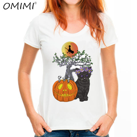 T-shirts Pumpkin Halloween