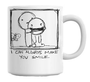 I Can Always Make You Smile Mug