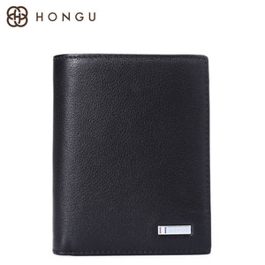 Men's High-Quality Genuine Leather Wallet