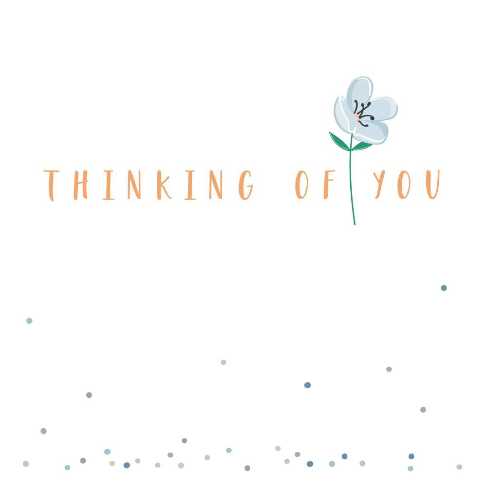 Thinking of You Simple Card