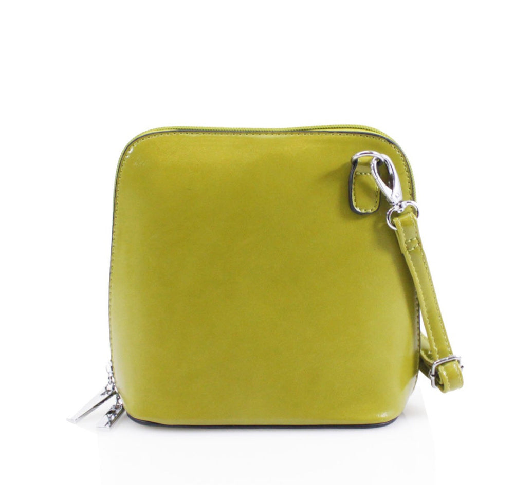 Small Cross Body Bag - Green