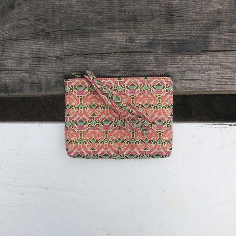 Dhilo Small Zip Top Purse - Dhaka (754914263137)