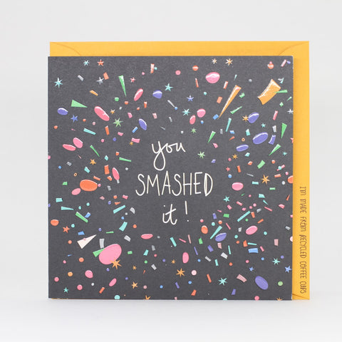 You Smashed It Electric Dreams Card