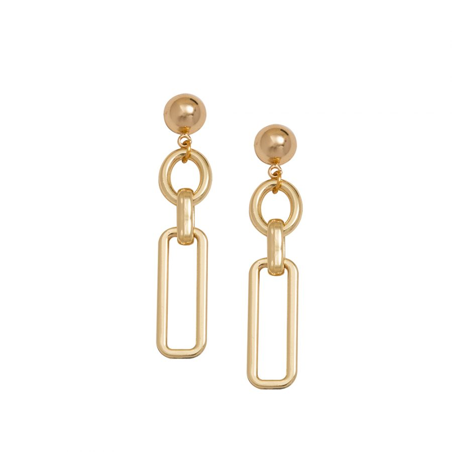Alana Earrings - Gold
