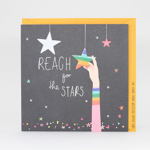 Reach for the Stars Electric Dreams Card