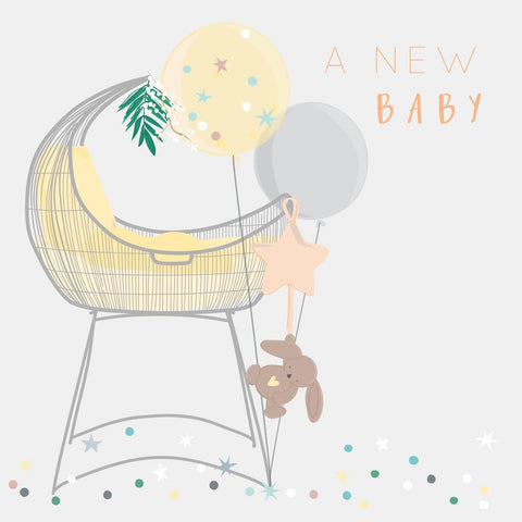 New Baby Simple Card