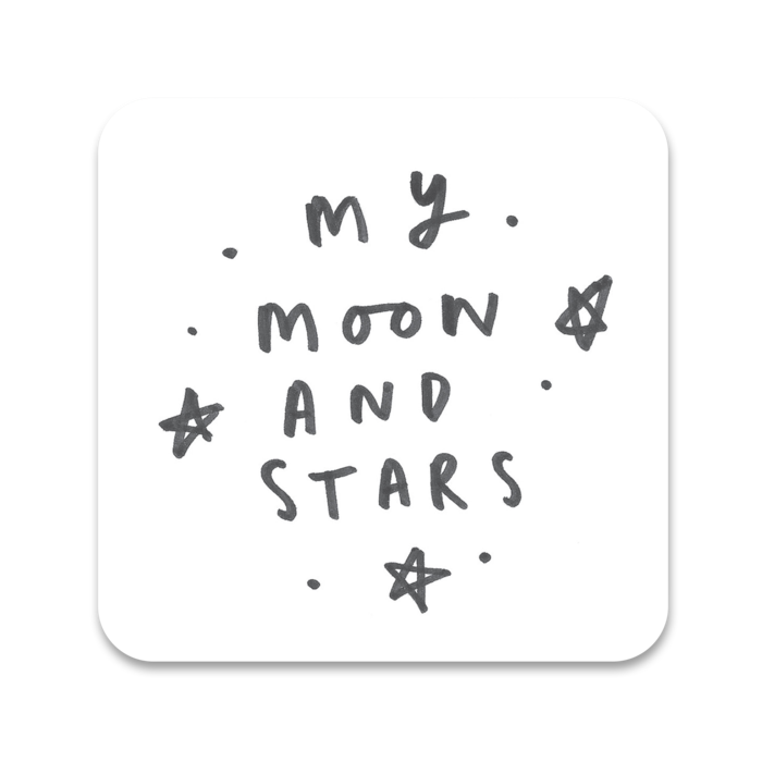 My Moon & Stars Coaster