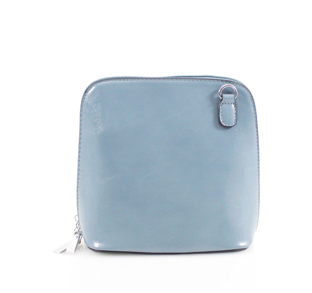 Small Cross Body Bag - Chalk Blue