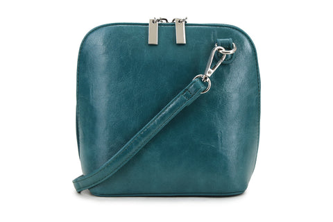 Small Cross Body Bag - Teal