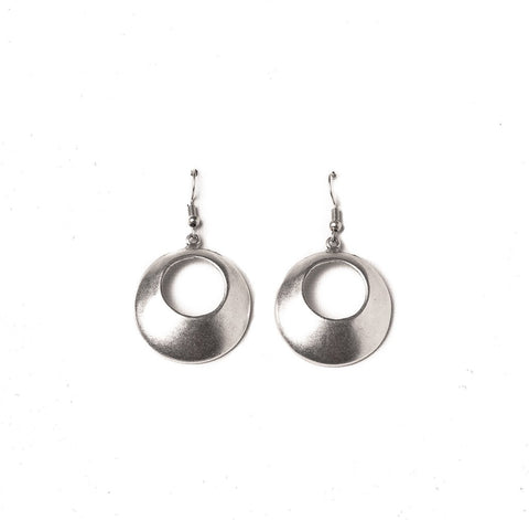 Evie Silver Plated Earrings