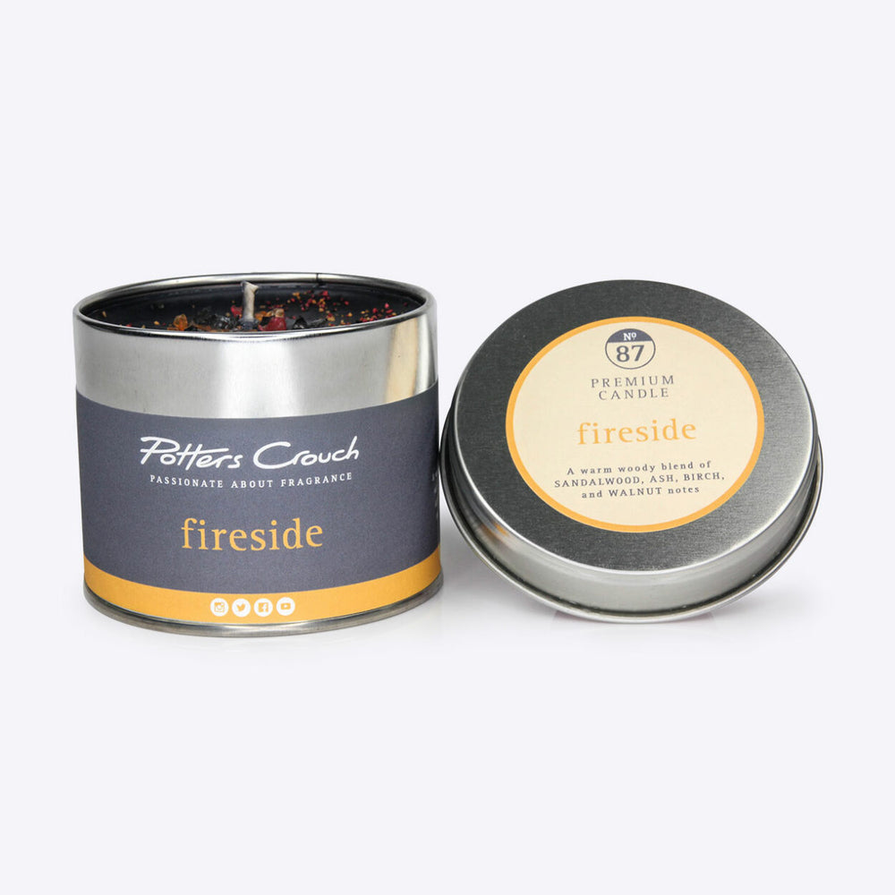 Fireside Scented Candle (1434966229089)