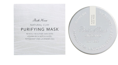 Natural Clay Purifying Face Mask