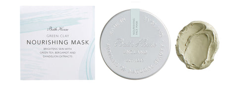 Green Clay Nourishing Face Mask (1432201658465)
