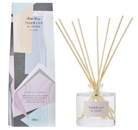 Tiger Lily & Lychee Diffuser