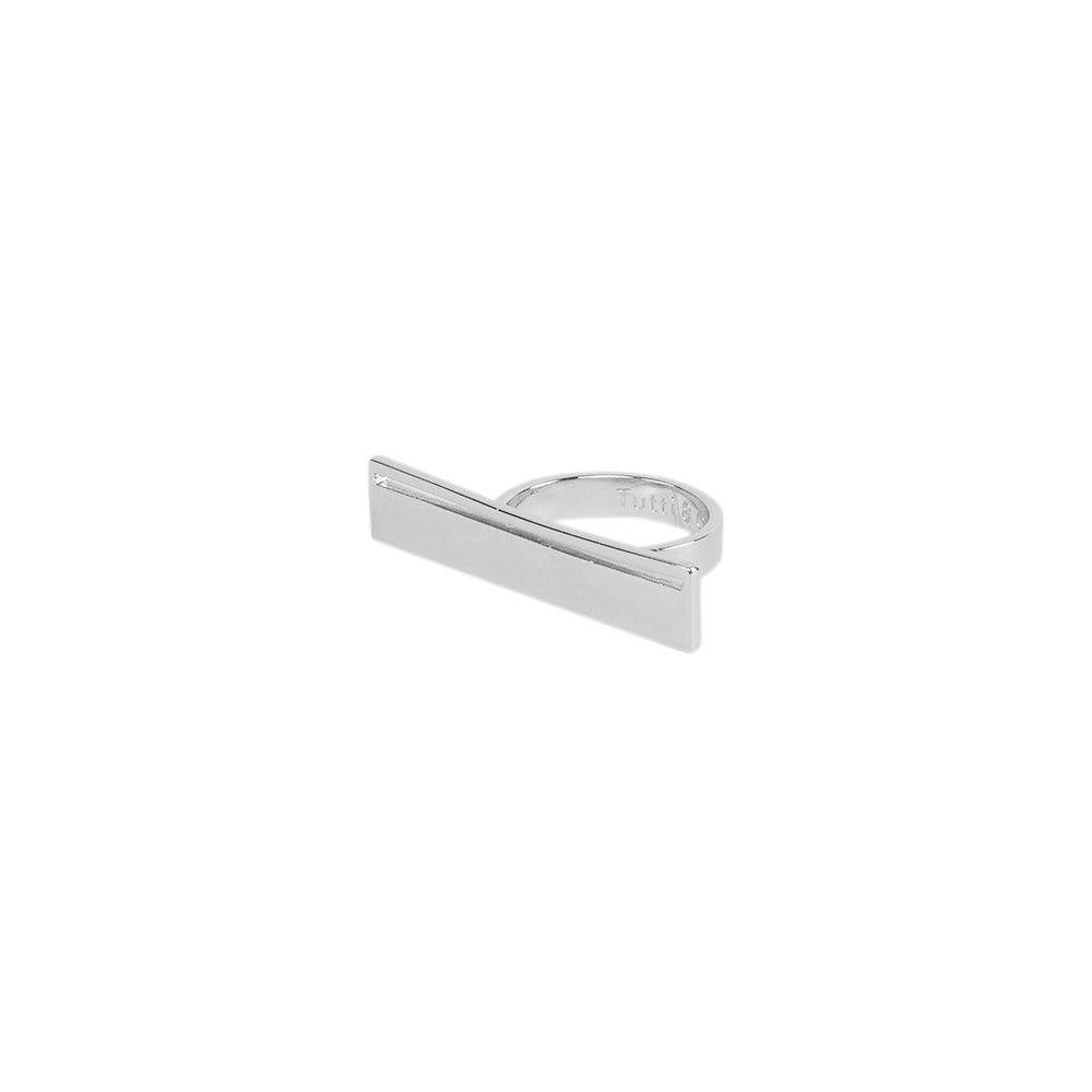 Linear Ring - Silver