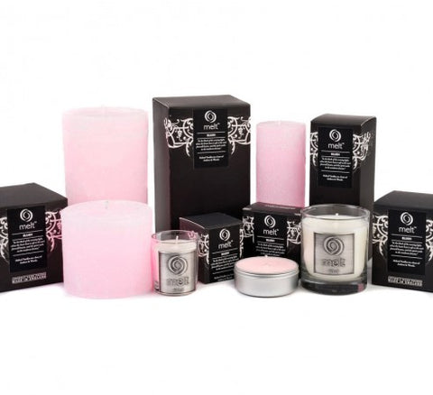 Blush Scented Candles & Diffusers