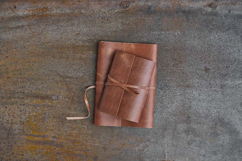 Namba Leather Journal