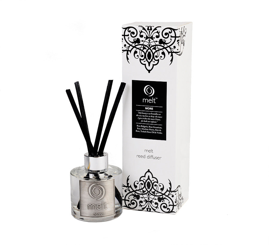 Dark Wood Scented Room Diffuser
