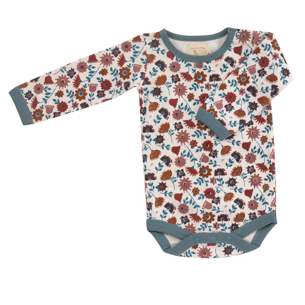 Ditsy Flowers Organic Cotton Body
