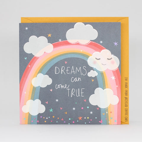 Dreams Can Come True Electric Dreams Card