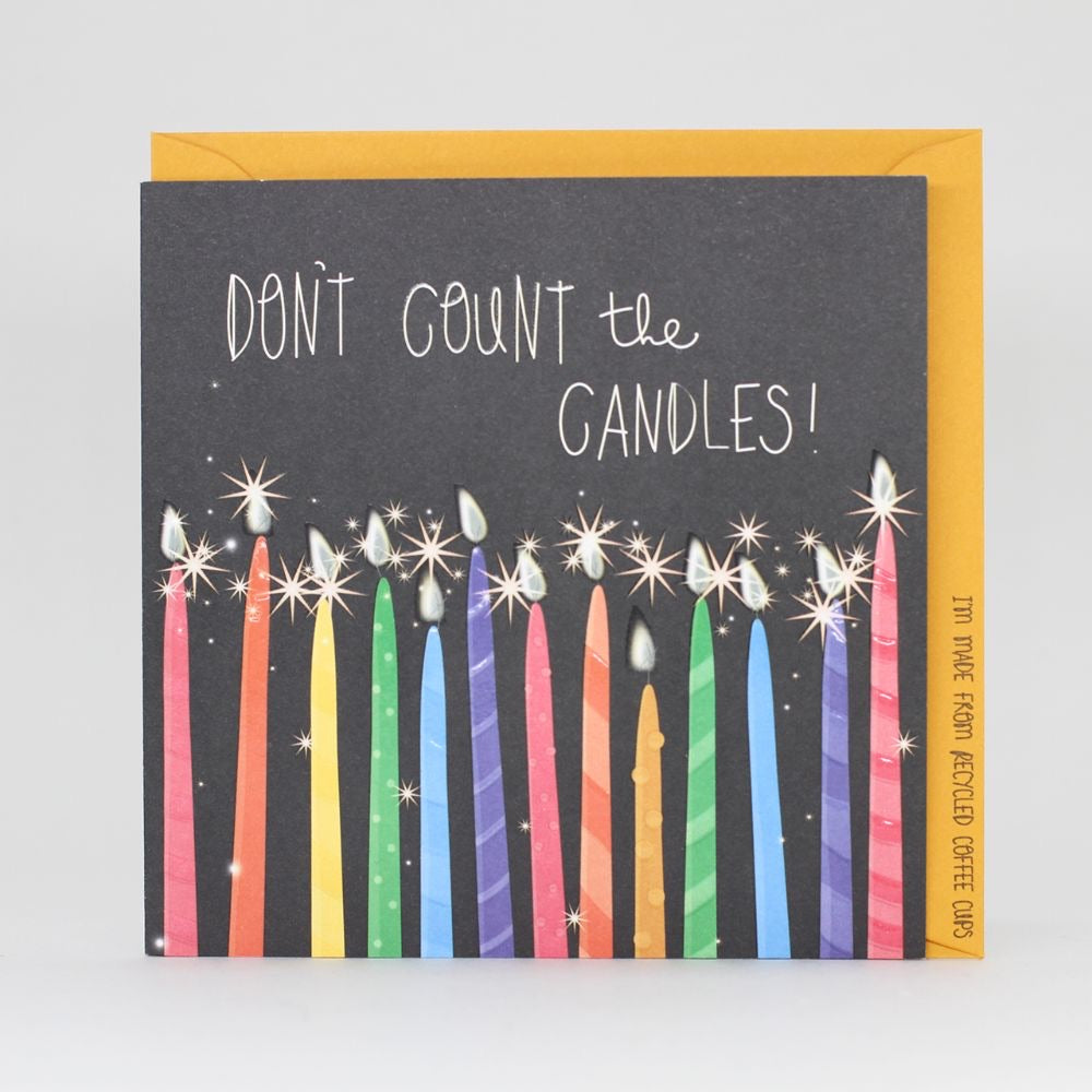 Don't Count The Candles Electric Dreams Card