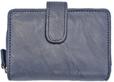 Easton Designs Leather Purse - Black