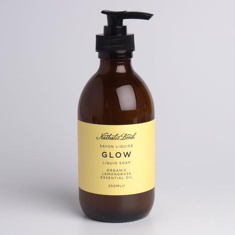 Glow Lemongrass Essential Oil Liquid Soap