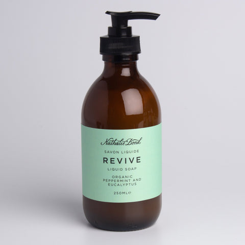 Revive Organic Peppermint & Eucalyptus Liquid Soap