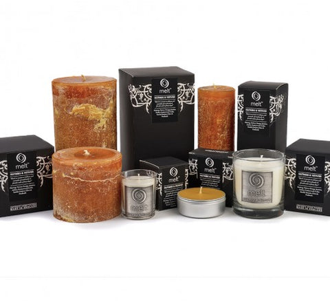 Nutmeg & Vetiver Scented Candles & Diffusers (580367515659)
