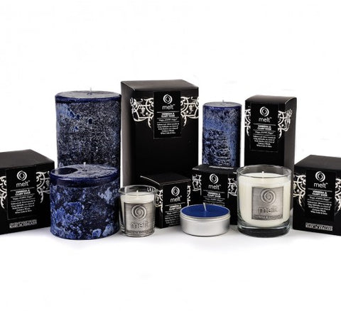 'Verbena & Clary Sage' Scented Candles & Diffusers
