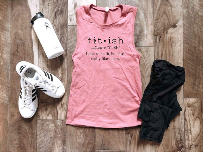 Fitish Muscle Tank