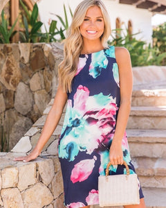 Watercolor Sundress