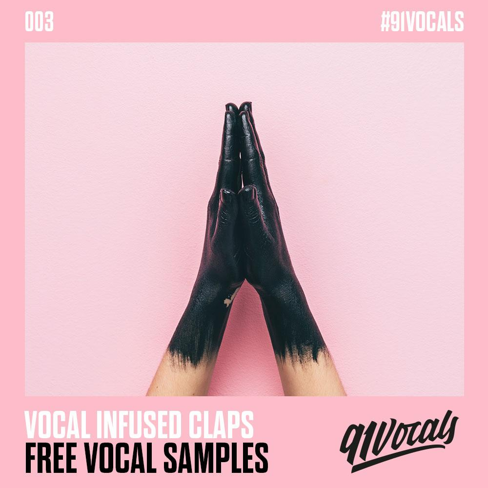 Vocal Infused Claps (Free Pack)