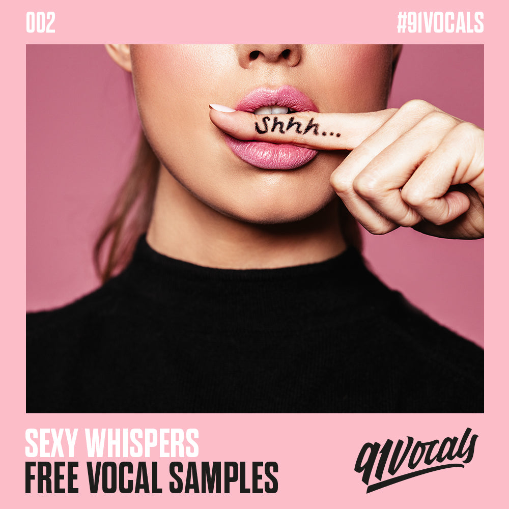 Sexy voice samples